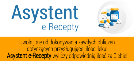 Asystent e-Recepty baner